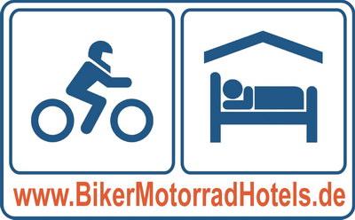 logo bikermotorradhotels